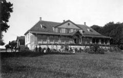 Säteriet Särö. Bild 1207.