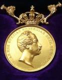Medalj Särö. Bild 3232a.