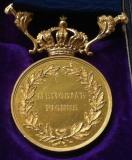 Medalj Särö. Bild 3232b.