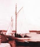 Segling Särö. Bild 10142.