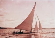 Segling Särö. Bild 10150.