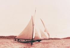 Segling Särö. Bild 10153.