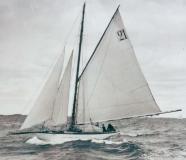 Segling Särö. Bild 10166.