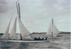 Segling Särö. Bild 10171.