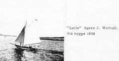 Segling Särö. Bild 10176.