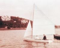 Segling Särö. Bild 10191.