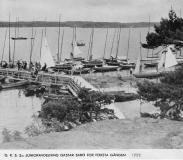 Segling Särö. Bild 10198b.