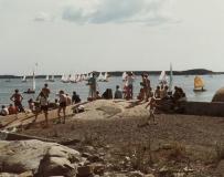 Segling Särö. Bild 10202.