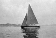 Segling Särö. Bild 1362.