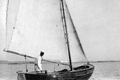 Segling Särö. Bild 1363