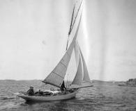 Segling Särö. Bild 1378.