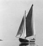 Segling Särö. Bild 1799.