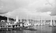 Segling Särö. Bild 1858.