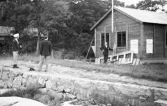 Segling Särö. Bild 1862.