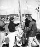 Segling Särö. Bild 1995.