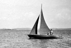 Segling Särö. Bild 2086.