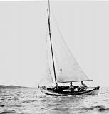 Segling Särö. Bild 2103.
