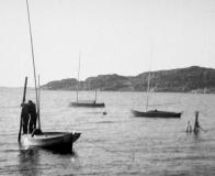 Segling Särö. Bild 2149.