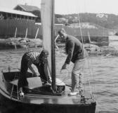 Segling Särö. Bild 2282.