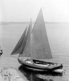 Segling Särö. Bild 2323.