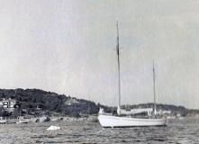 Segling Särö. Bild 2806.