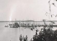 Segling Särö. Bild 2811.
