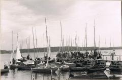 Segling Särö. Bild 2814.