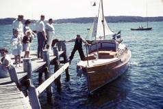 Segling Särö. Bild 3097.