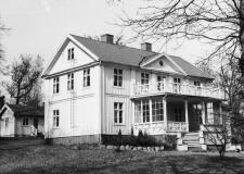 Skogshyddan Särö. Bild 11458.