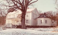 Skogshyddan Särö. Bild 11459.