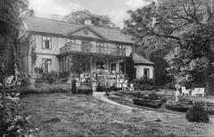Skogshyddan Särö. Bild 40227.