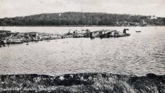 Släp Särö. Bild 40132.