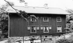 Statarhuset Särö. Bild 10441.