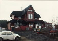 Särö station. Bild 10409.