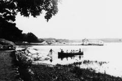 Strandparti Särö. Bild 10183.