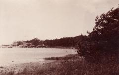 Strandparti Särö. Bild 10373.