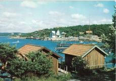 Strandparti Särö. Bild 10405b.