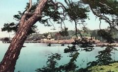 Strandparti Särö. Bild 10411.