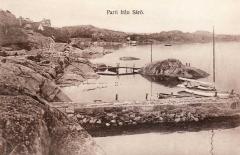 Strandparti Särö. Bild 10626.