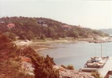 Strandparti Särö. Bild 10664.