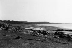 Strandparti Särö. Bild 10665.