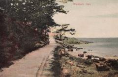 Strandparti Särö. Bild 10715.