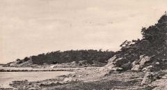 Strandparti Särö. Bild 10797.
