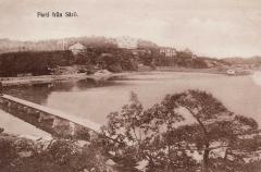 Strandparti Särö. Bild 10799.