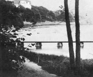 Strandparti Särö. Bild 10800b.