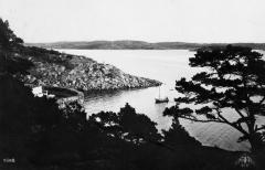 Strandparti Särö. Bild 10803.
