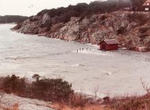 Strandparti Särö. Bild 10832.