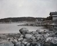 Strandparti Särö. Bild 11608.