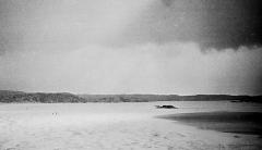 Strandparti Särö. Bild 2092.