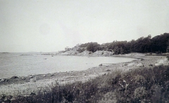 Strandparti Särö. Bild 30159.